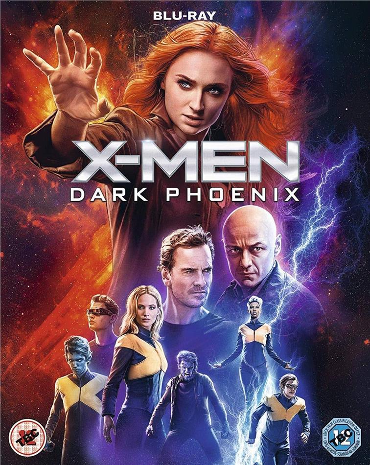 X-Men: Dark Phoenix Retail (2019)