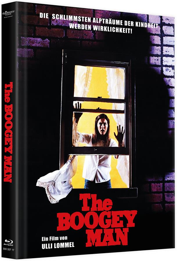 The Boogey Man (1980) (Cover B, Edizione Limitata, Mediabook, Uncut, Blu-ray + DVD)