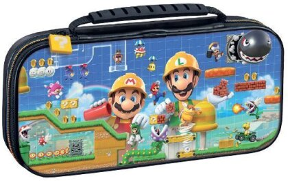 Nintendo Switch Travel Case Mario Maker 2