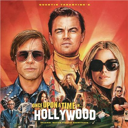 Quentin Tarantino's Once Upon a Time in Hollywood - OST (Gatefold, 2 LPs)