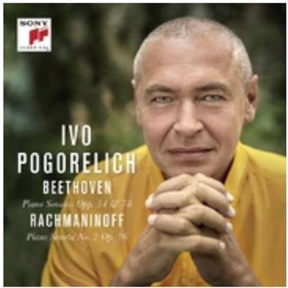 Ivo Pogorelich, Ludwig van Beethoven (1770-1827) & Sergej Rachmaninoff (1873-1943) - Piano Sonatas (Japan Edition)