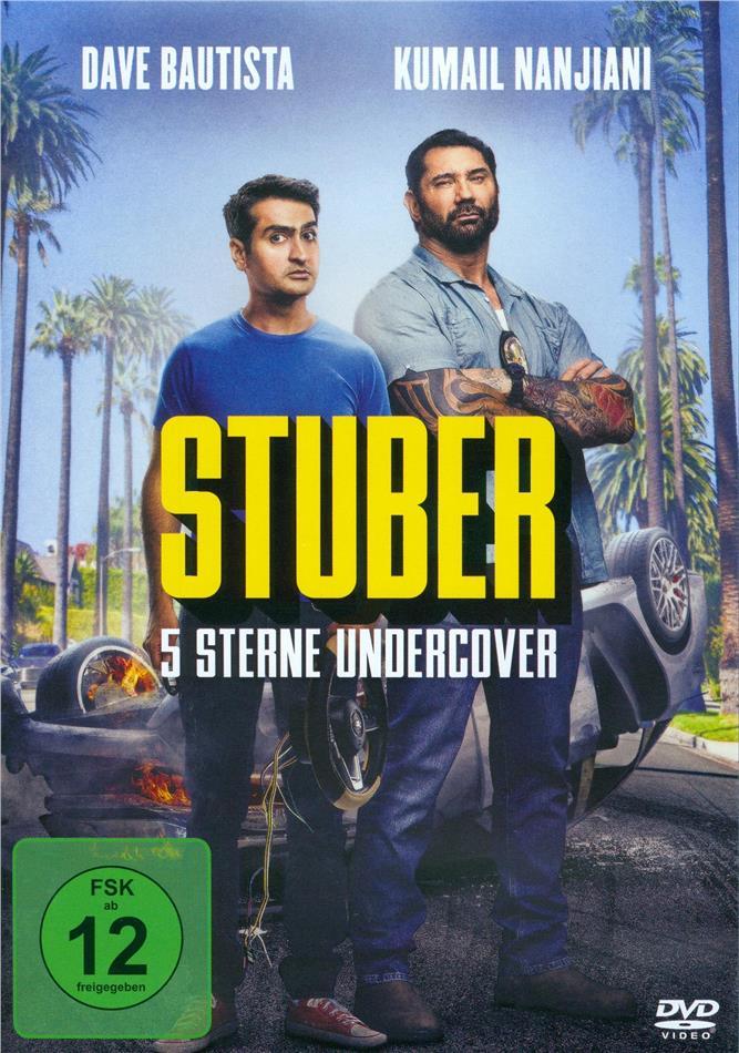 Stuber - 5 Sterne Undercover (2019)
