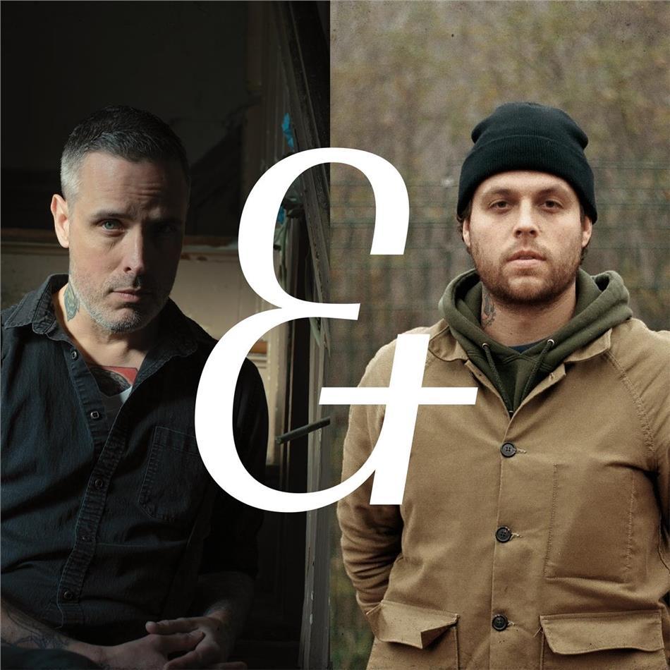 Nathan Gray (Of BoySetsFire) & Jesse Barnett (of Stick To Your Guns) - Split EP
