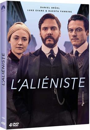 L'Alieniste - Saison 1 (4 DVD)