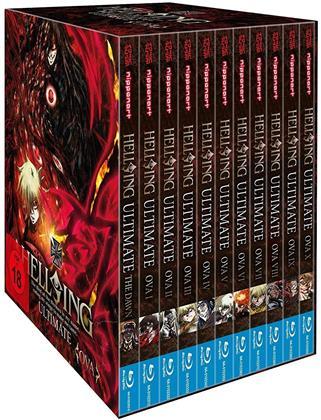 Hellsing - Ultimate OVA - Gesamtausgabe (11 Blu-rays)