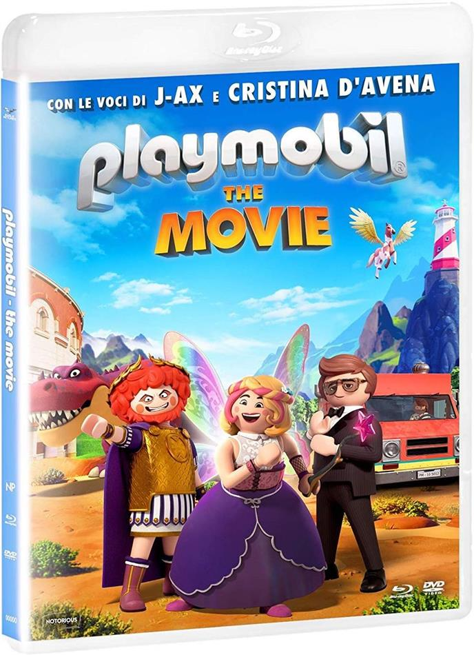 Playmobil - The Movie (2019) (Blu-ray + DVD)