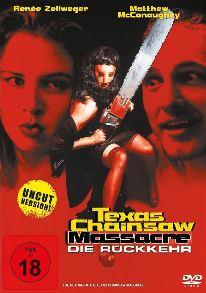 Texas Chainsaw Massacre - Die Rückkehr (1994) (Uncut)