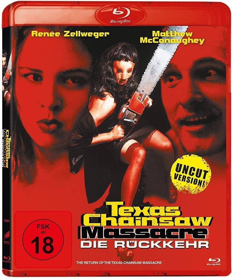 Texas Chainsaw Massacre 4 - Die Rückkehr (1994) (Uncut)