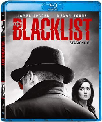 The Blacklist - Stagione 6 (6 Blu-rays)