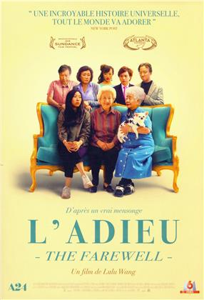 L'Adieu - The Farewell (2019)