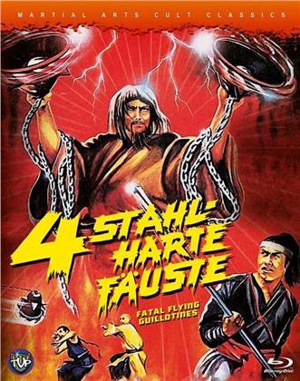4 stahlharte Fäuste (1977) (Martial Arts Cult Classics, Edizione Limitata, Uncut)