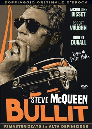 Bullitt (1968) (Doppiaggio Originale D'epoca, HD-Remastered, Riedizione)