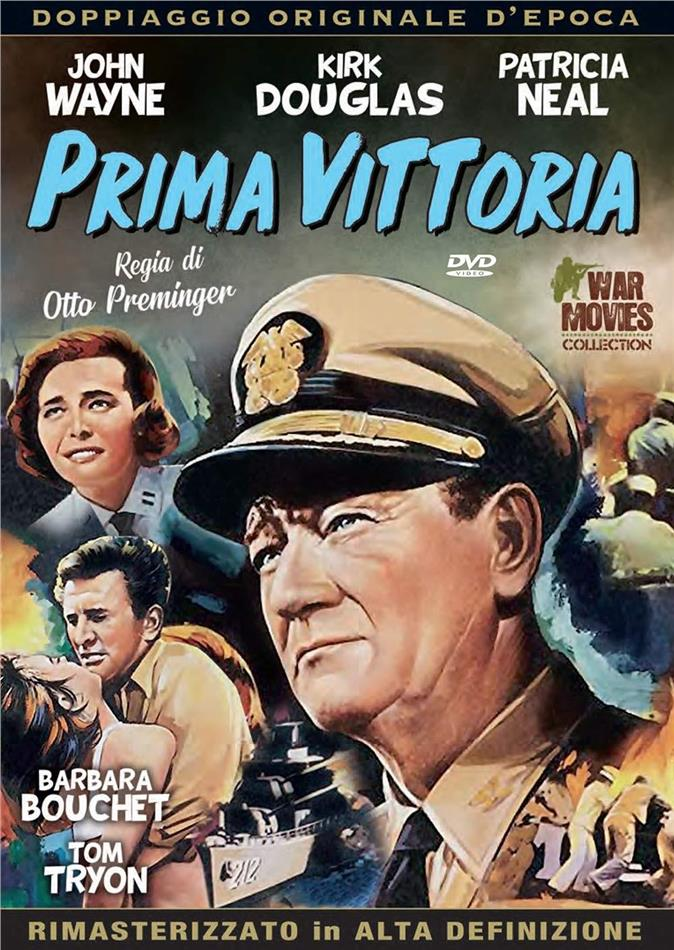 Prima vittoria (1965) (War Movies Collection, Doppiaggio Originale D'epoca, HD-Remastered, s/w)