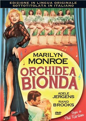 Orchidea bionda (1948) (n/b)