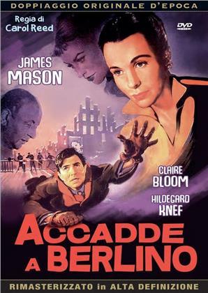 Accadde a Berlino (1953) (Doppiaggio Originale D'epoca, HD-Remastered, s/w)