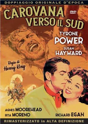 Carovana verso il sud (1955) (Doppiaggio Originale D'epoca, HD-Remastered, s/w, Neuauflage)