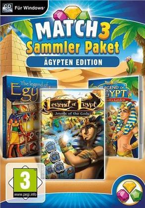 Match 3 Sammlerpaket - Ägypten Edition