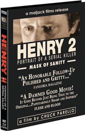 Henry 2 - Portrait of a Serial Killer (1996) (Cover D, Limited Edition, Mediabook, Blu-ray + DVD)