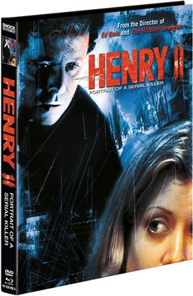 Henry 2 - Portrait of a Serial Killer (1996) (Cover A, Limited Edition, Mediabook, Blu-ray + DVD)