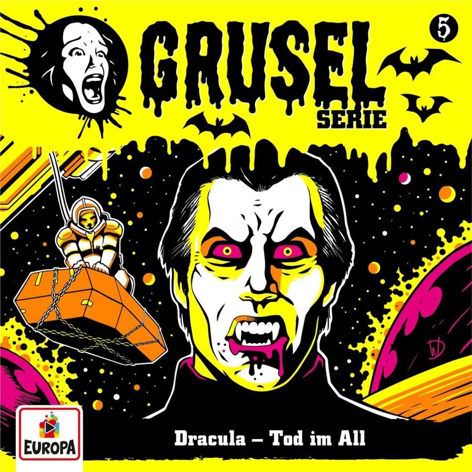 Gruselserie - 005/Dracula - Tod im All