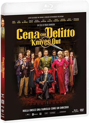 Cena con delitto - Knives Out (2019) (Blu-ray + DVD)