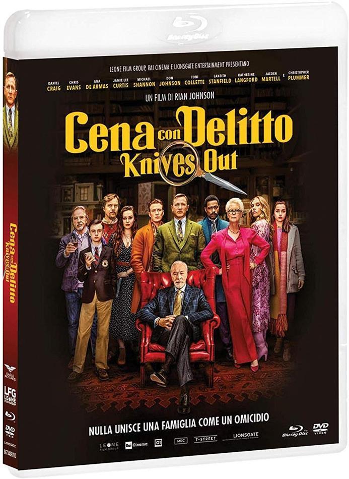Cena con delitto - Knives Out (2019) (Blu-ray + DVD)