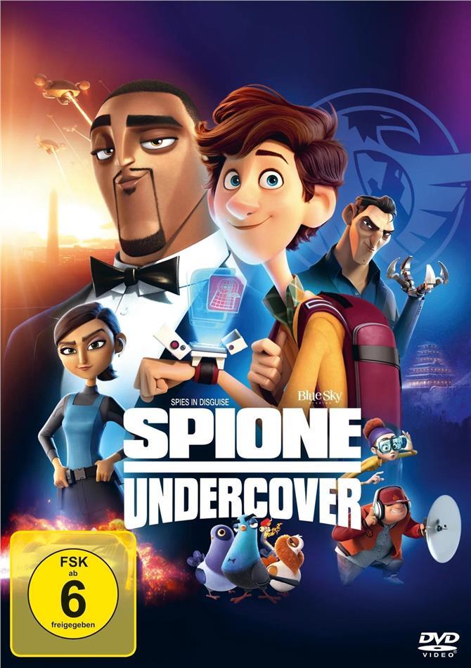 Spione Undercover (2019)