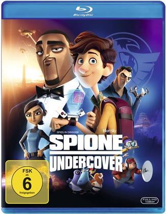 Spione Undercover - Eine wilde Verwandlung (2019)
