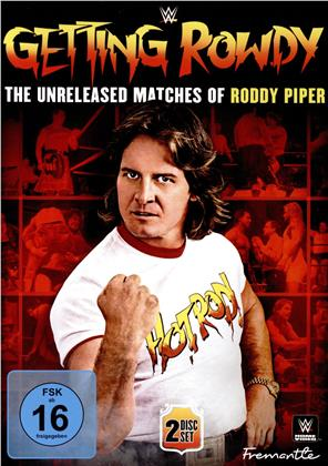 WWE: Getting Rowdy - The Unreleased Matches of Roddy Piper (2 DVDs)