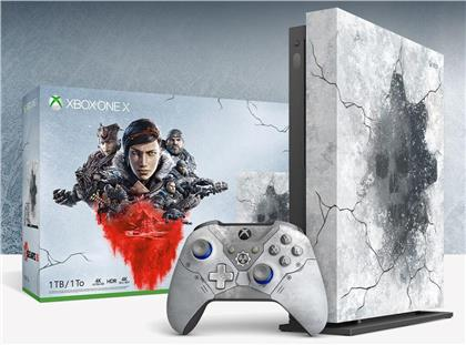 XBOX ONE X Konsole 1TB Gears 5 (Limited Edition)