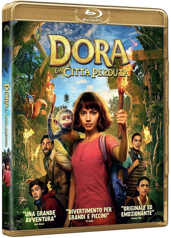 Dora e la città perduta (2019)