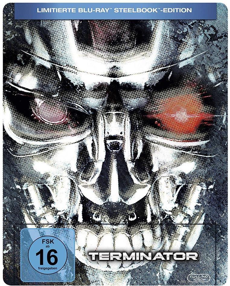 Terminator (1984) (Limited Edition, Steelbook)