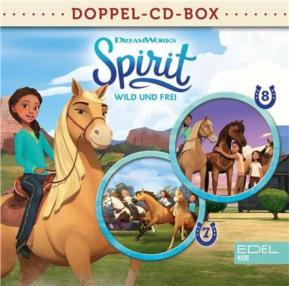 Spirit - (7+8) Doppel-Box (2 CDs)