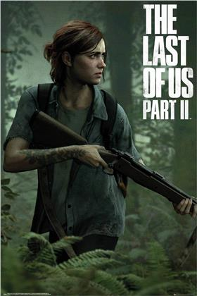 The Last of Us 2 - Ellie - Maxi Poster