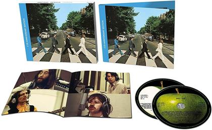 The Beatles - Abbey Road (Édition Anniversaire, 2 CD)
