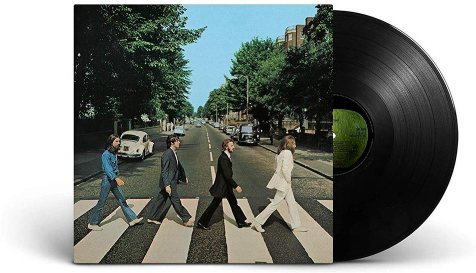 The Beatles - Abbey Road (50th Anniversary Edition, LP)