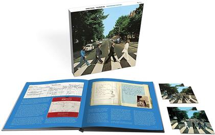 The Beatles - Abbey Road (Super Deluxe Boxset, Anniversary Edition, 3 CDs + Blu-ray)