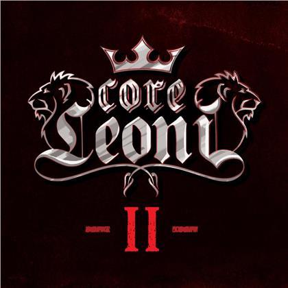CoreLeoni - II (Gatefold, Red Vinyl, 2 LPs)
