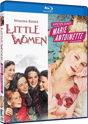 Little Women (1994) / Marie Antoinette (2006) (2 Blu-ray)