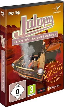 Jalopy - Mit dem DDR-Flitzer quer durch Europa