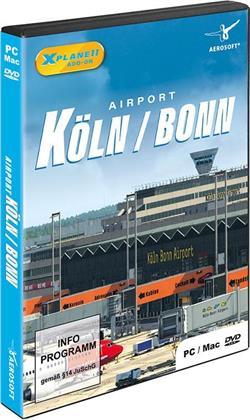X-Plane 11 - Addon Airport Köln / Bonn