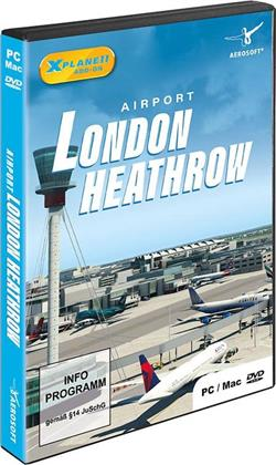 X-Plane 11 - Addon Airport London Heathrow