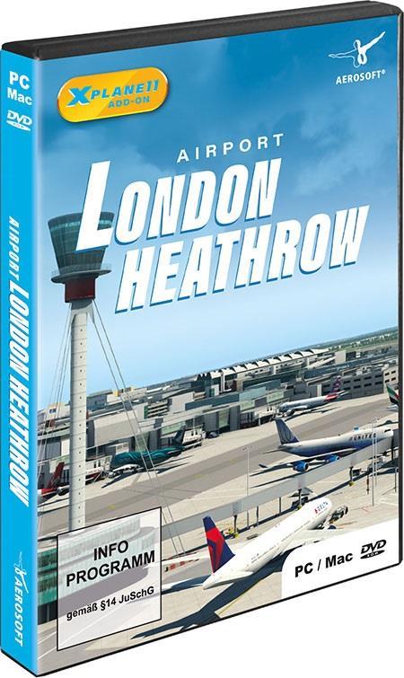 X-Plane 11 - Addon Airport London Heathrow