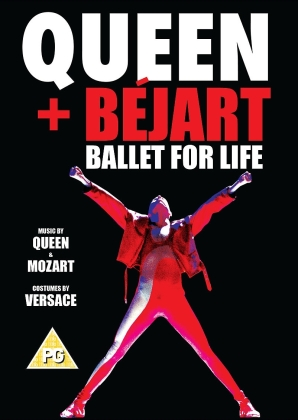 Queen, Wolfgang Amadeus Mozart (1756-1791) & Maurice Béjart - Ballet for Life (Deluxe Edition)