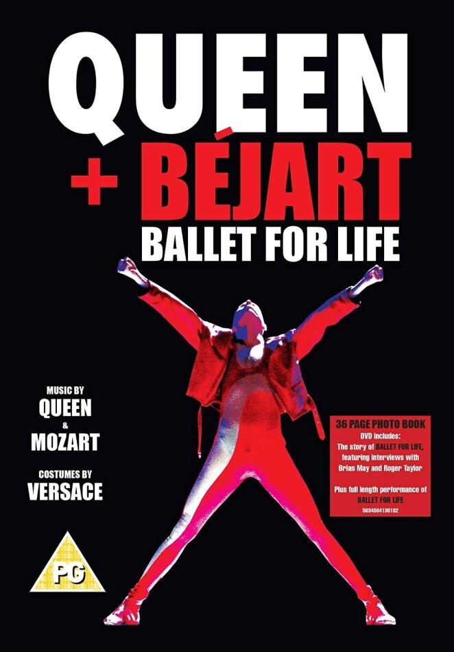 Queen, Wolfgang Amadeus Mozart (1756-1791) & Maurice Béjart - Ballet for Life (Deluxe Edition)