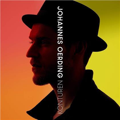 Johannes Oerding - Konturen (CD + DVD)