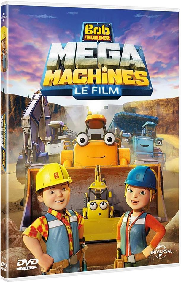 Bob Le Bricoleur Mega Machines Le Film 2017 Cede Ch