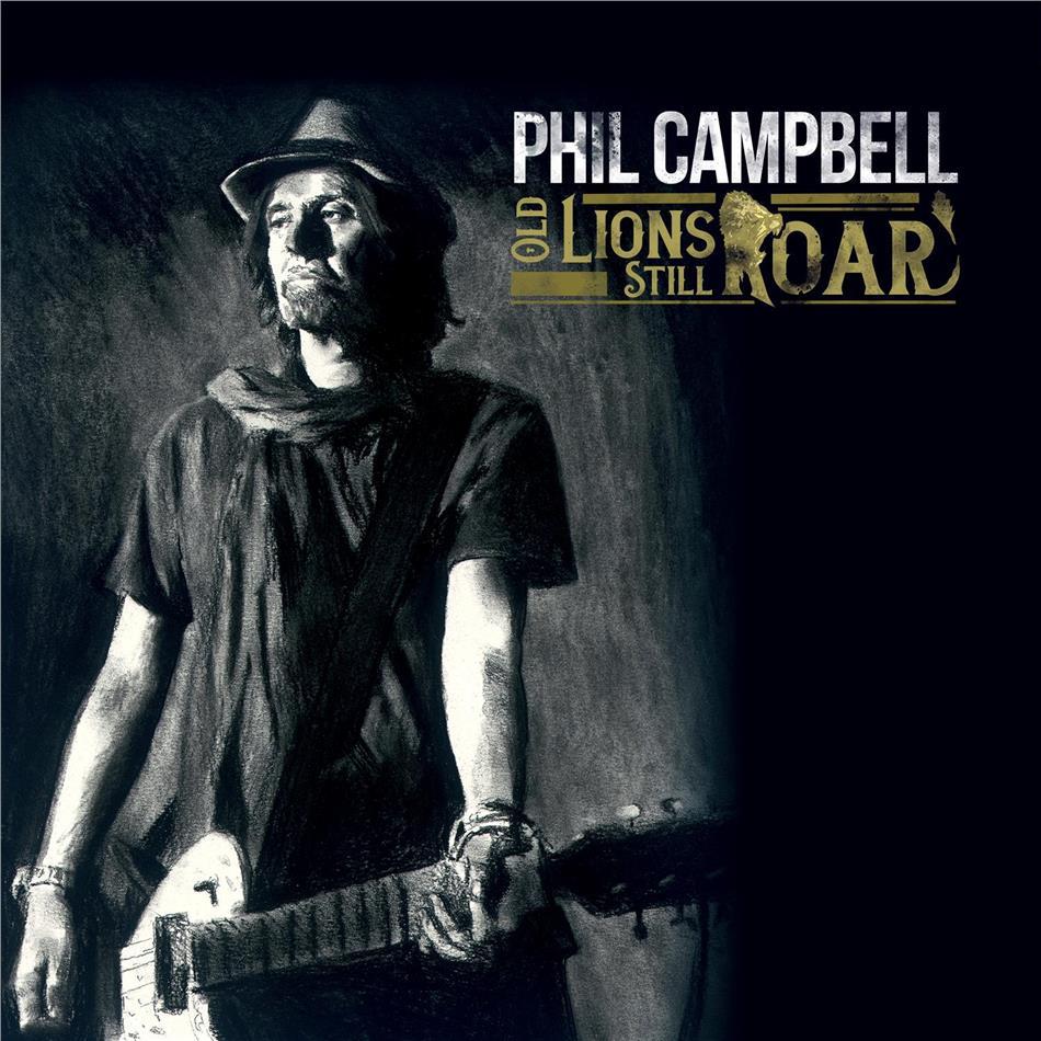 Phil Campbell (Motörhead) - Old Lions Still Roar (CD in OCard)