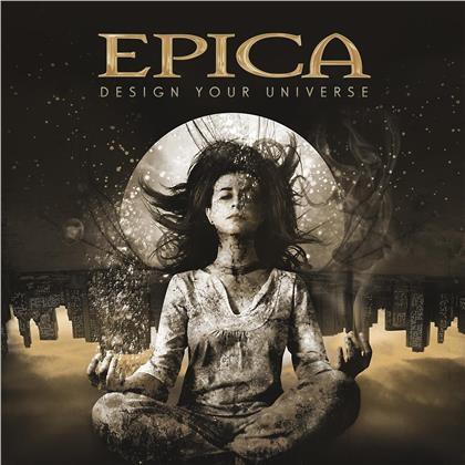 Epica - Design Your Universe (Gold Edition, 2019 Reissue, LP)