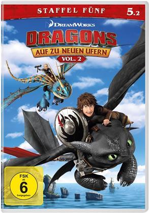Dragons - Auf zu neuen Ufern - Staffel 5 - Vol. 2